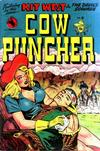 Cover for Cow Puncher Comics (Avon, 1947 series) #4