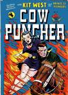 Cover for Cow Puncher Comics (Avon, 1947 series) #5