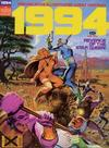 Cover for 1994 (Warren, 1980 series) #24 [Crossed-Out Barcode]