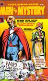 Cover for Golden-Age Men of Mystery (AC, 1996 series) #12