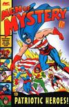 Cover for Men of Mystery Comics (AC, 1999 series) #33