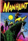 Cover for Manhunt (Magazine Enterprises, 1947 series) #13 [A-1 #63]