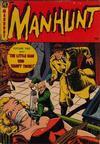 Cover for Manhunt (Magazine Enterprises, 1947 series) #14 [A-1 #77]