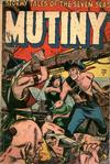 Cover for Mutiny (Stanley Morse, 1954 series) #3