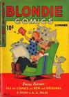 Cover for Blondie Comics (David McKay, 1947 series) #2