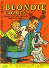 Cover for Blondie Comics (David McKay, 1947 series) #5