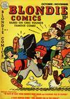 Cover for Blondie Comics (David McKay, 1947 series) #8