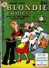 Cover for Blondie Comics (David McKay, 1947 series) #10