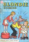 Cover for Blondie Comics (David McKay, 1947 series) #11
