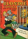 Cover for Blondie Comics (David McKay, 1947 series) #12
