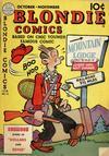 Cover for Blondie Comics (David McKay, 1947 series) #14