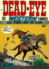 Cover for Dead-Eye Western Comics (Hillman, 1948 series) #v1#1