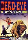 Cover for Dead-Eye Western Comics (Hillman, 1948 series) #v1#2