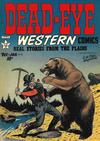 Cover for Dead-Eye Western Comics (Hillman, 1948 series) #v1#7