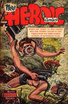 Cover for New Heroic Comics (Eastern Color, 1946 series) #91