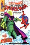 Cover for L'Étonnant Spider-Man (Editions Héritage, 1969 series) #3