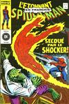 Cover for L'Étonnant Spider-Man (Editions Héritage, 1969 series) #6