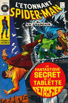 Cover for L'Étonnant Spider-Man (Editions Héritage, 1969 series) #7