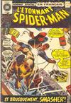 Cover for L'Étonnant Spider-Man (Editions Héritage, 1969 series) #18