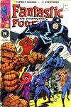 Cover for Fantastic Four (Editions Héritage, 1968 series) #3