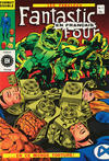Cover for Fantastic Four (Editions Héritage, 1968 series) #5