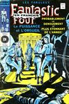 Cover for Fantastic Four (Editions Héritage, 1968 series) #6