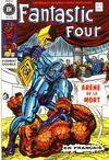 Cover for Fantastic Four (Editions Héritage, 1968 series) #9