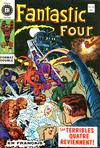Cover for Fantastic Four (Editions Héritage, 1968 series) #10