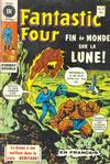 Cover for Fantastic Four (Editions Héritage, 1968 series) #11