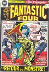 Cover for Fantastic Four (Editions Héritage, 1968 series) #13