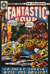 Cover for Fantastic Four (Editions Héritage, 1968 series) #16