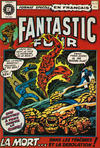 Cover for Fantastic Four (Editions Héritage, 1968 series) #17