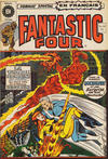 Cover for Fantastic Four (Editions Héritage, 1968 series) #20