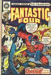 Cover for Fantastic Four (Editions Héritage, 1968 series) #21