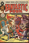 Cover for Fantastic Four (Editions Héritage, 1968 series) #24
