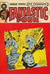 Cover for Fantastic Four (Editions Héritage, 1968 series) #25