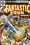 Cover for Fantastic Four (Editions Héritage, 1968 series) #28