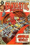 Cover for Fantastic Four (Editions Héritage, 1968 series) #29