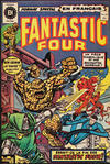 Cover for Fantastic Four (Editions Héritage, 1968 series) #31