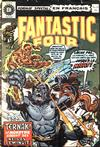 Cover for Fantastic Four (Editions Héritage, 1968 series) #34