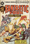 Cover for Fantastic Four (Editions Héritage, 1968 series) #37