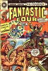 Cover for Fantastic Four (Editions Héritage, 1968 series) #38