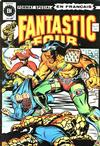 Cover for Fantastic Four (Editions Héritage, 1968 series) #41