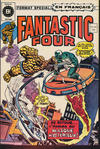 Cover for Fantastic Four (Editions Héritage, 1968 series) #43