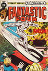 Cover for Fantastic Four (Editions Héritage, 1968 series) #44