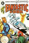Cover for Fantastic Four (Editions Héritage, 1968 series) #45