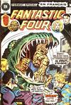 Cover for Fantastic Four (Editions Héritage, 1968 series) #50