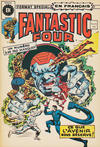 Cover for Fantastic Four (Editions Héritage, 1968 series) #51