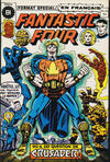 Cover for Fantastic Four (Editions Héritage, 1968 series) #54