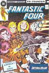 Cover for Fantastic Four (Editions Héritage, 1968 series) #61